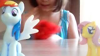 Ка сделать прическу джина для куклы эквестрия герлз