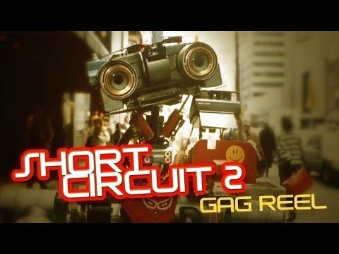 Short Circuit 2 Gag Reel