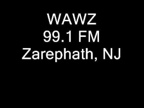 99.1 WAWZ Zarephath, N.J.