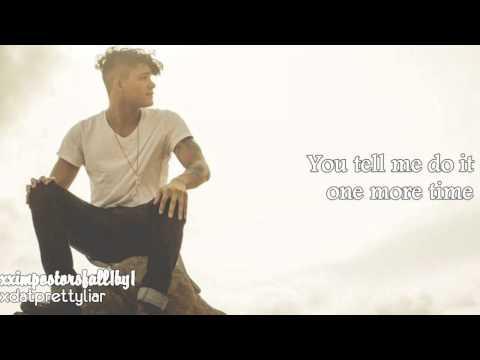 Brandyn Burnette-Beautiful Tragedy (Lyric Video) HD