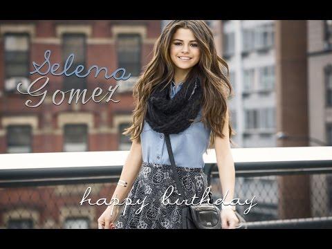 Selena Gomez • [22th birthday] • I'm feeling so exotic ♥