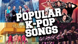 Most Popular Kpop Songs of 2019