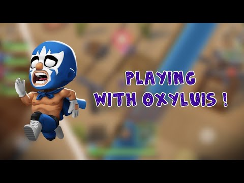 BATTLELANDS ROYALE #51 PLAYING WITH OXYLUIS !