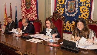 Video Pleno Ordinario del Ayuntamiento de Cartagena de 26 de abril de 2018 (primera parte) download MP3, 3GP, MP4, WEBM, AVI, FLV September 2018