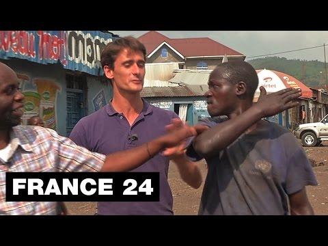 """EXCLUSIF : Les """"Fous"""" de Goma - RDC #LigneDirecte"""