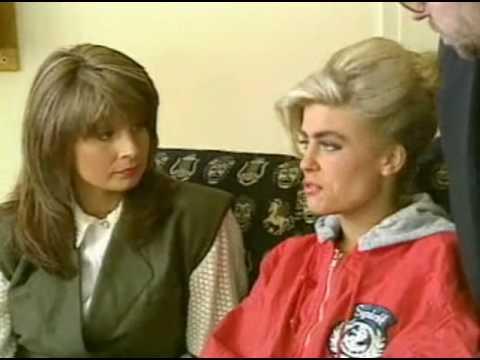 Carola och Pernilla Wahlgren  Från 19910331