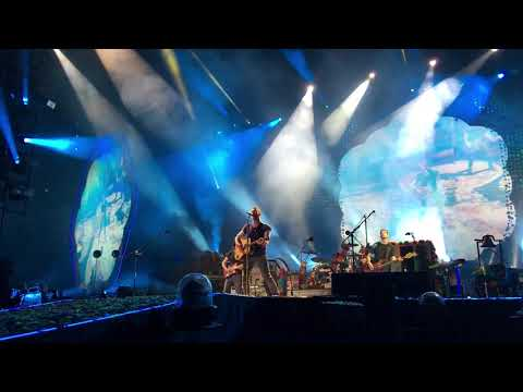 Coldplay A Head Full Of Dreams Tour Brisbane 2016