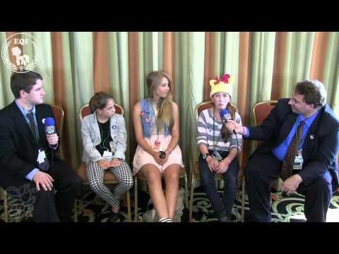 Cutie Mark Crusaders Interview  - EQI Everfree Northwest 2012 Coverage!