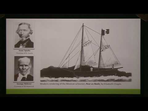 December 2016 From Shore to Sea Lecture: Native Peoples of San Nicolas Island in 19th Century LA