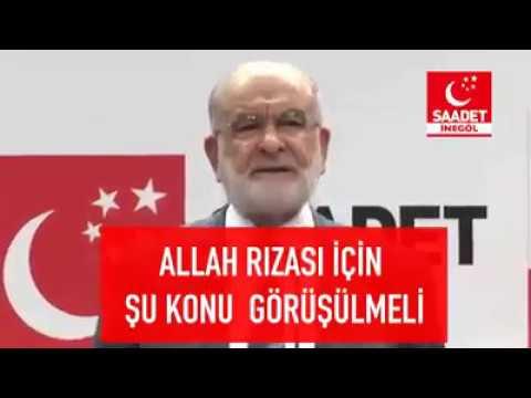 Temel Karamollaoğlu: KHK Mağduriyetlerine değindi