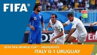 Italy v uruguay (0:1) - 2014 fifa world cup™