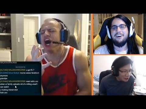 Tyler1 Reacts To His Old Toxic Message | Imaqtpie Trash Talks Shiphtur & Shiphtur's Response | LoL