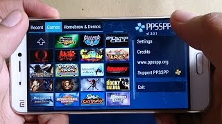 step by step | How to Play PSP Game on Android Smartphone