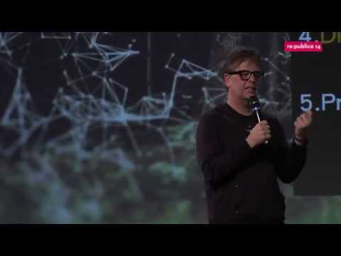 re:publica 2014 - Ron Deibert: Black Code on YouTube