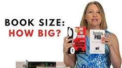 How Big Will My Book Be? (Includes book size examples)