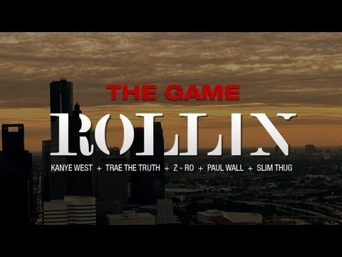 The Game - Rollin' (Music Video HD) Ft. Kanye West, Trae The Truth, Z-Ro, Paul Wall & Slim Thug