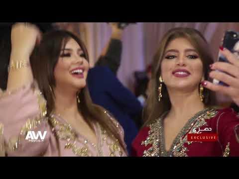حصريًا في #عرب_وود  .. تغطية خاصة لحفل زفاف ماريا نديم وكاظم الشماس