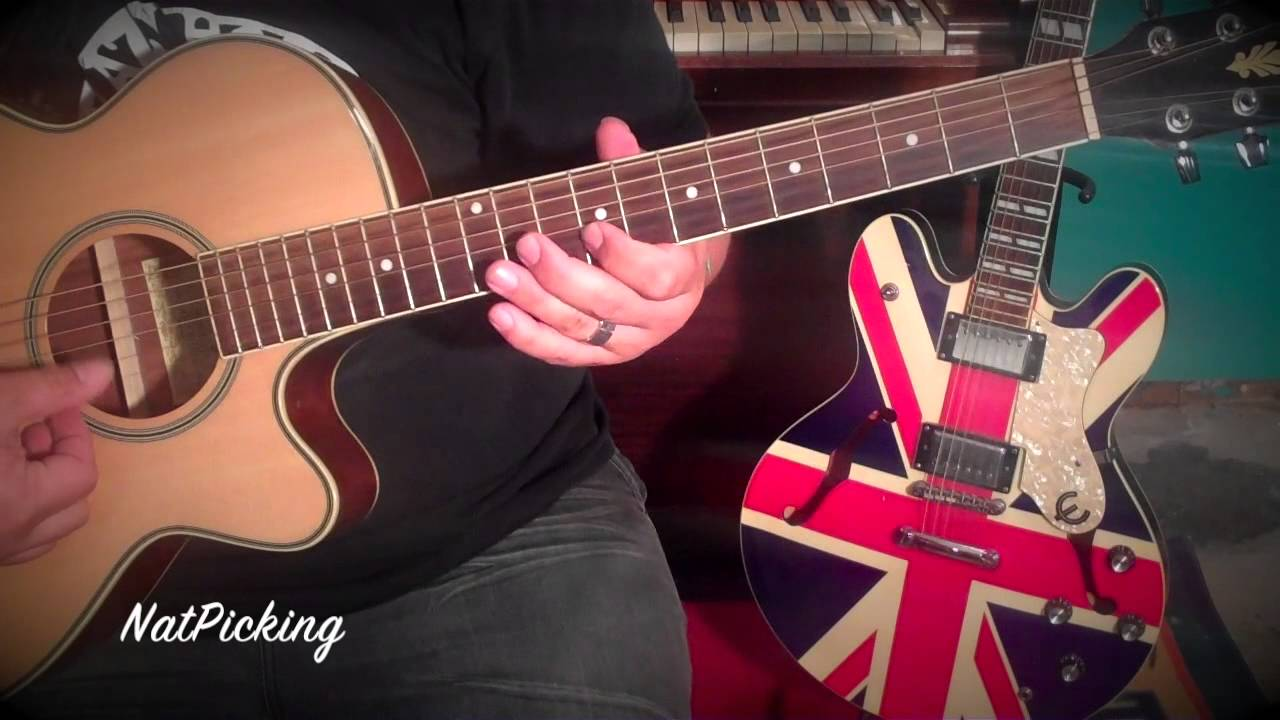 how to play always on my mind on guitar