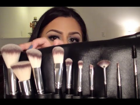 Hautelook Crown Brush Set and Crownbrushes com Review Part 1