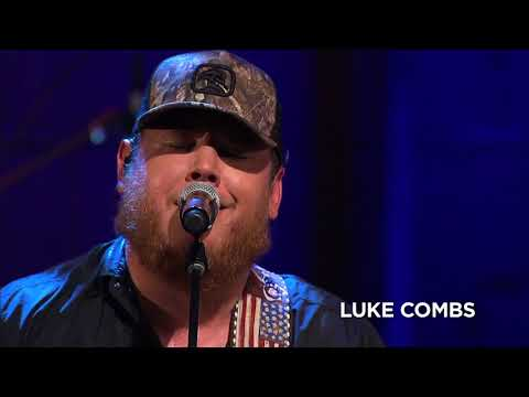 FRONT AND CENTER AND CMA SONGWRITERS SERIES PRESENTED BY U.S. BANK WITH LUKE COMBS AND KANE BROWN