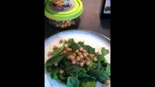 2 Eggs Spinach Lentils - Ithaca Family Chiropractic