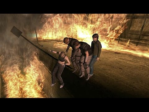 Resident Evil Outbreak File #1 ONLINE Outbreak Very Hard [HD 1080p50]