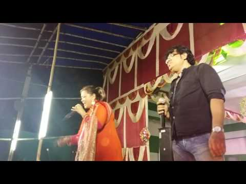 Poornima shreshtha live Performance with Swaralipi Musical Events at BIBIRHAT SOUTH 24 PARGANA