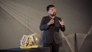 White Spaces - An Ultimate Trauma Of Mental Health | Suraj Deshmukh | TEDxMITID