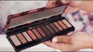 Urban Decay Naked Reloaded- 12 Universal Shades Beauty Preview!