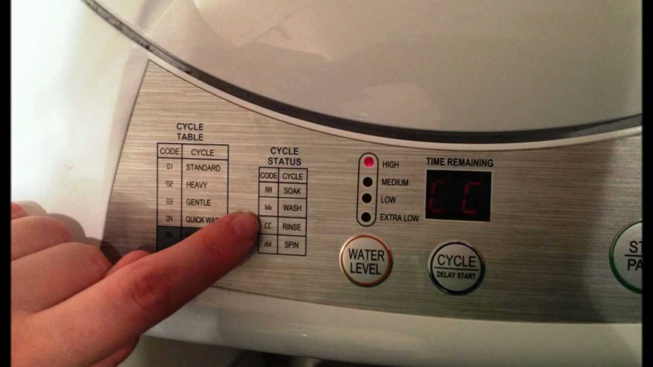 Haier Hlp23e Portable Washer Review