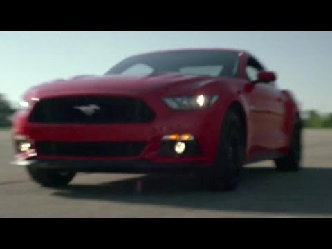 FOX Car Report  Secrets of the Ford Mustang revealed in new doc 'A Faster Horse'