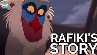 Rafiki's FULL Story: Discovering Disney's The Lion King