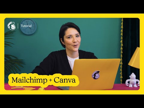 Connect or Disconnect Canva with Mailchimp (May 2021)