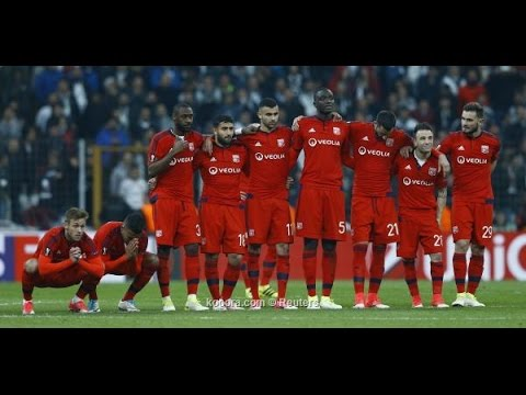 Besiktas 2 vs 1 Lyon (6-7 on penalties ) - All Full Goals & Highlights - 20/04/2017 - HD