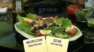 How to Make Nicoise Salad