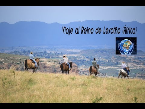 Viaje Al Reino De Lesotho (Sudáfrica)