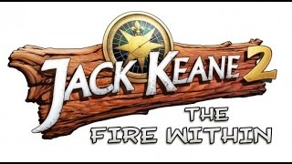 Jack Keane 2 - The Fire Within PC Gameplay