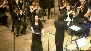 Sonia Ganassi - Carmen - Les tringles des sistres tintaient