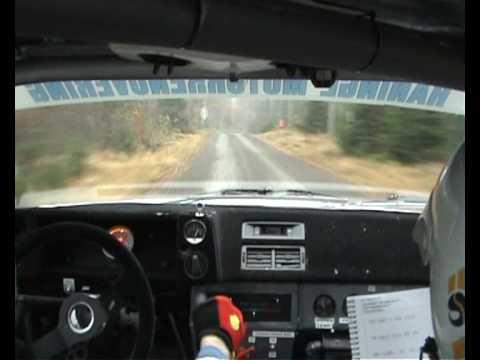 081108 Silverratten In Car SS4 - YouTube