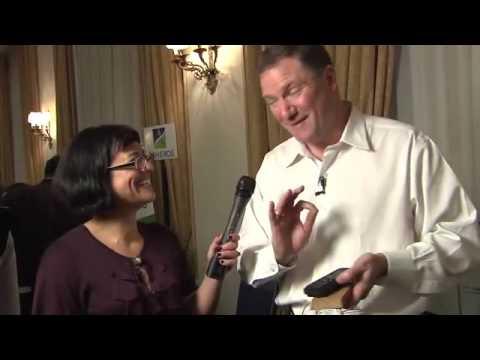 "Michelle Sklar of bnetTV.com Tests the Sonim XP2 Spirit ""Nearly"" Unbreakable Phone"