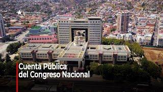 Cuenta Pública Congreso Nacional 2019