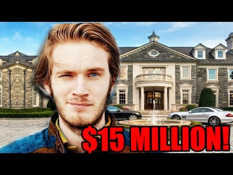 Thumbnail: Top 10 RICHEST Youtubers of 2016! (Pewdiepie, RomanAtwood, Markiplier & More!)