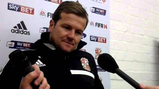 Mark Cooper talks about Nile Ranger situation