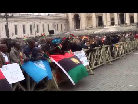 Biafra in Vatican