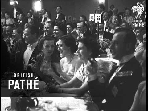 The Princess At Npf Ball (1951)