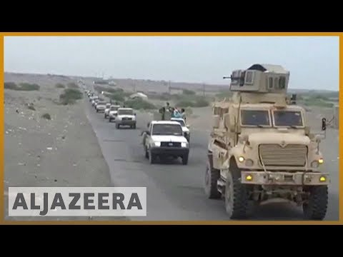 🇾🇪 Saudi Arabia, UAE, launch attack on Yemen's port city of Hodeidah | Al Jazeera English