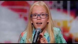 12- latek zaśpiewał jak profesjonalista! Ten występ był wyjątkowy! [Mam Talent]