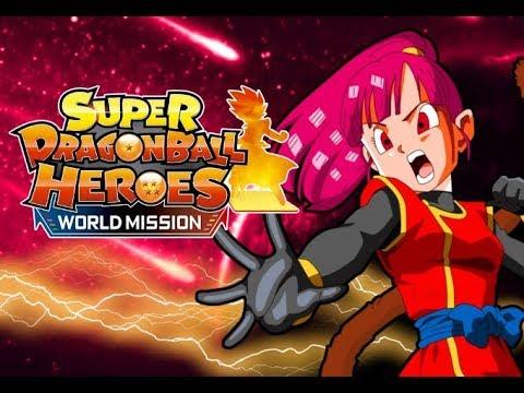 How to Unlock Super Saiyan 1 2 3 SSG SSGSS! Super DragonBall Heroes: World Mission