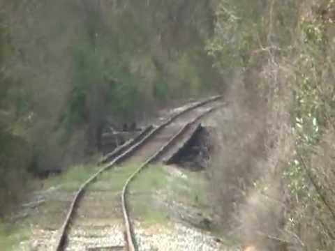 Old Seaboard Coast Line (Seaboard Air Line) railway