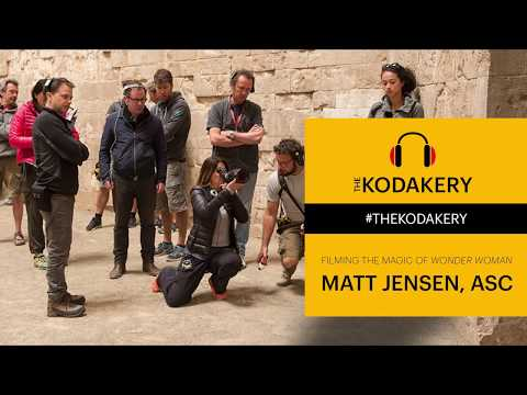 Matt Jensen, ASC on Filming the magic of Wonder Woman